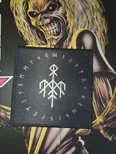 Wardruna Patch Folk Ambient Gorgoroth