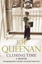 Closing Time: A Memoir, Queenan, Joe, New Book