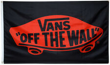 Vans Shoes Skateboards Flag Banner 3x5ft US Seller Free shipping