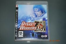 Dynasty Warriors 6 PS3 Playstation 3