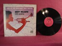 Dizzy Gillespie/Lalo Schifrin, Live At The Monterey Jazz Festival, ALA 1982 JAZZ
