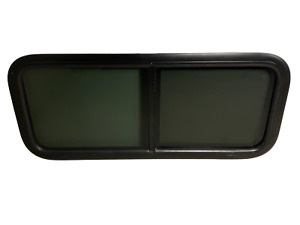 "37.5"" Width X 16.5"" Height Horizontal Slider RV Window Cargo Trailer W/ Screen"