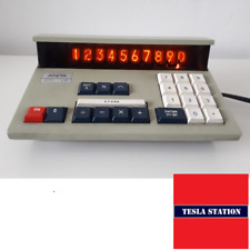 ANITA 1011 LSI Nixie Tube Display Vintage Desktop Calculator. 1970 - Made in GB