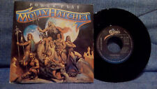 MOLLY HATCHET - POWER PLAY + 1 SPAIN RARE SINGLE Southern Rock 1982 EX
