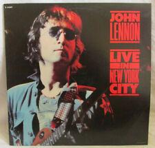 John Lennon - Lp - Live In New York City - 60's 70's Rock Classic Beatles Pop