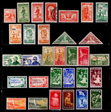 NEW ZEALAND: CLASSIC ERA STAMP COLLECTION SEMI POSTALS WITH SETS