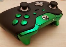 Personnalisé Officiel Xbox One Elite Controller-Green Edition-Custom/PUCE