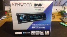 KENWOOD KDC BT710DAB CAR RADIO