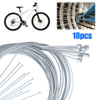 10X Road MTB Mountain Bike Bicycle Front&Rear Derailleur Gear Brake Inner Cables