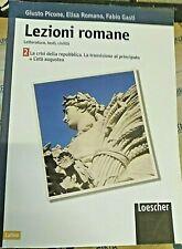 LEZIONI ROMANE VOL.2 - F.GASTI G.PICONE E.ROMANO - LOESCHER