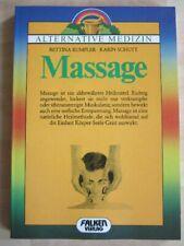 Buch: Falken-Verlag / Alternative Medizin: MASSAGE