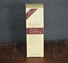 2 ACNE SERUM TX, LEAF & RUSHER, BEVERLY HILLS ( 2 OZ ) NEW