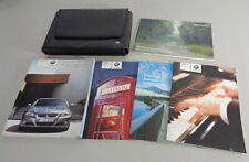 Owner's Manual + Cartera BMW 3-Series E90 Saloon/Touring 316i-335d / Xd Rive