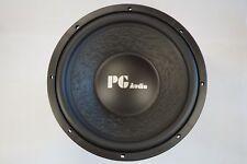 "PG Audio 15"" 38 cm Auto Subwoofer,380 mm Hi Fi Tieftöner 800 Watt max.1 Stück"