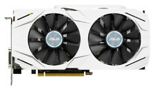 ASUS NVIDIA Dual-Fan GeForce GTX 1060 OC 6GB GDDR5 DVI/2 HDMI/2 Displayport PCI-Express Video Card