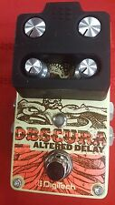 DigiTech Obscura Looper Guitar Effect Pedal