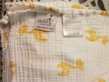 Aden and Anais receiving blankets (set of 2)