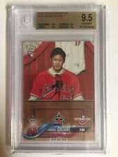 2018 Topps Opening Day Shohei Ohtani RC BGS 9.5 #200 Gem Mint Los Angeles Angels