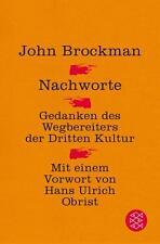 Nachworte von John Brockman (2014, Taschenbuch)