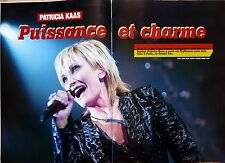 PATRICIA KAAS => Coupure de presse 4 pages 2004 !!! FRENCH CLIPPING
