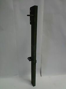 L/F & R/R Cargo Bed Side Rail Vertical Support End M35A2 M35A3 M813 M923 M925