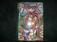 RAGNAROK #2 by Myung Jin Lee  Ragnarok Online anime based manga