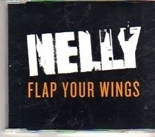 (CT775) Nelly, Flap Your Wings - 2004 DJ CD