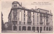 * UDINE - Piazza XX Settembre, Palazzo Assicurazioni 1931