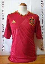 Selección España 2012 Camiseta Futbol Adidas Shirt Trikot Maglia