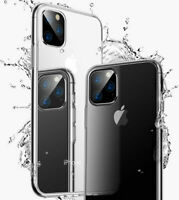Clear Case For iPhone 11 Pro Max XS 8 7 6s Shockproof TPU Ultra Slim Soft Cover
