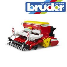 Bruder Pöttinger Vitasem 302 ADD Harrow-Mounted Field Seed Drills Farming Toy