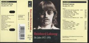MC Rock aus Deutschland Ost Volume 5 - Reinhard Lakomy Die Jahre 1972-1976
