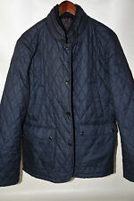906095486f4ac3  120 TED BAKER Blue Quilted Field Jacket Size 5