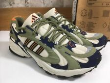 Vintage 1990s Adidas Savage Trainers Uk 8 US 8.5 Eu 44 Trail Running Shoes OG