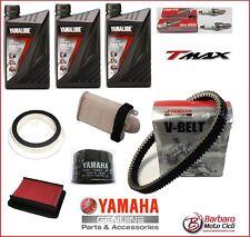 KIT TAGLIANDO OLIO TUTTO ORIGINALE YAMAHA TMAX T-MAX 530 2012 2013 2014 2015