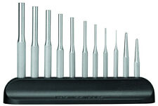 PB Swiss Tools PB 720.H Drift and Centre Punch Set with Table Stand 11-Piece