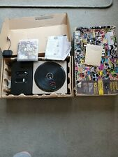 PS3 DJ Hero Wireless Turntable, Dongle and Game. Boxed. Free Post