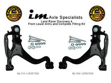 Land Rover Discovery 4 Complete Lower Front Arm Kit  + Fitting Kit (wishbone)