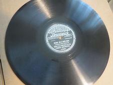 78RPM Brunswick Duke Ellington, Lost Meditation / Riding Blue Note nice E- V+ E-