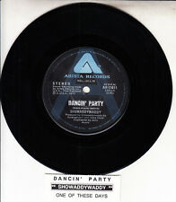 "SHOWADDYWADDY  Dancin' Party 7"" 45 rpm vinyl record NEW + jukebox title strip"