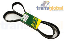 Drive Fan Belt for Land Rover Discovery 2 TD5 with AC + ACE - Bearmach PQS101510