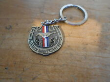 1984 FORD MUSTANG 20th GT SVO GT350 ANNIVERSARY DEALERSHIP PROMO KEYCHAIN NEW