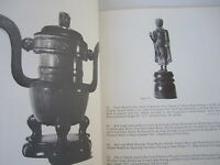 Dynastic Antiquities of China Chinese Culture Art Vintage Auction Catalog 1972