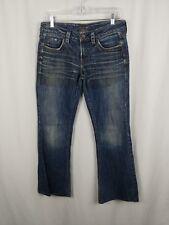 "Silver Jeans Women's Lola Boot Cut Denim Jeans Size 29/33 31""W x 31""L"