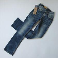 NWT SILVER Jeans SUKI in Fluid Denim High Rise Slim Boot Jeans 26 x 31 $94