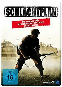 DVD NEU OVP - Schlachtplan - Die Taktik des Krieges - Metallbox