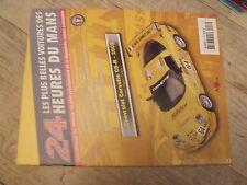 $$c Fascicule Altaya 24h du Mans N°17 Chevrolet Corvette C5-R  1988