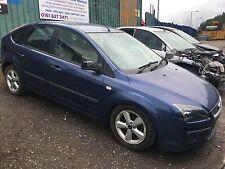 Breaking Ford Focus MK2 MK3 2005 - 2008 Jeans Blue 1.6 Petrol Spares Wheel Nut