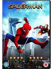 SpiderMan Homecoming [DVD] [2017][Region 2]