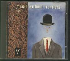 MUSIC WITHOUT FRONTIERS 1989 CD  CASSELL WEBB ENNIO MORRICONE MICHAEL NYMAN